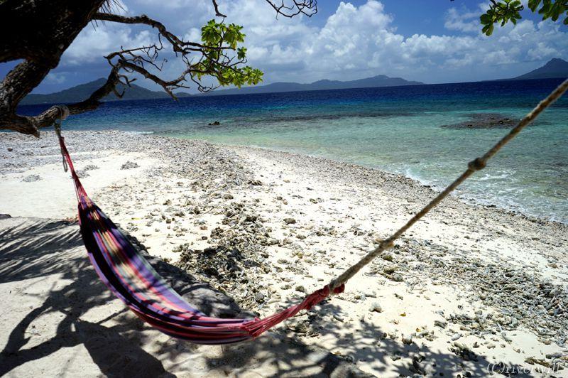ジープ島での「何もない」だからこその贅沢な生活