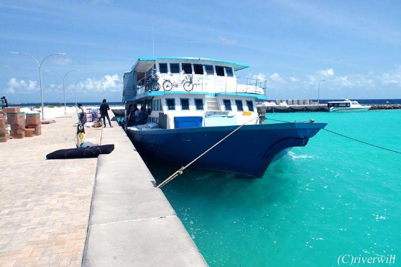 ウングーファールー島へのアクセス