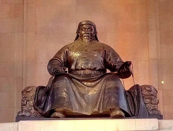 世界帝国の覇者チンギスハーンとは
