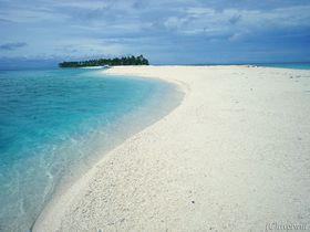 奇跡のホワイトサンドバー!カランガマン島はフィリピン屈指の隠れた楽園
