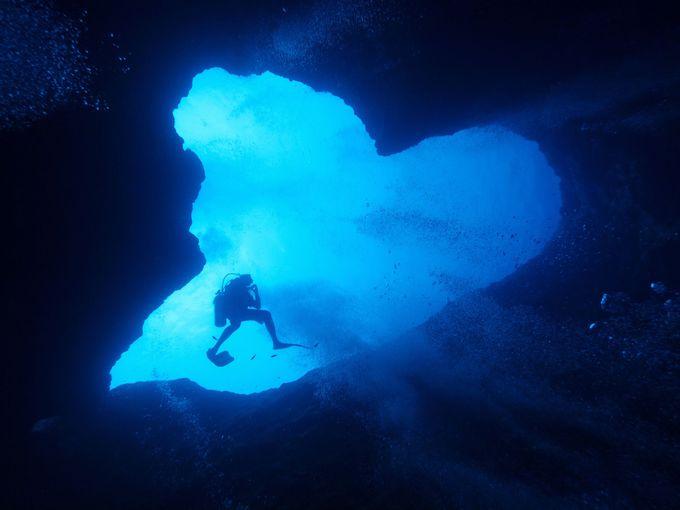 沖縄は国内で人気のダイビングスポット