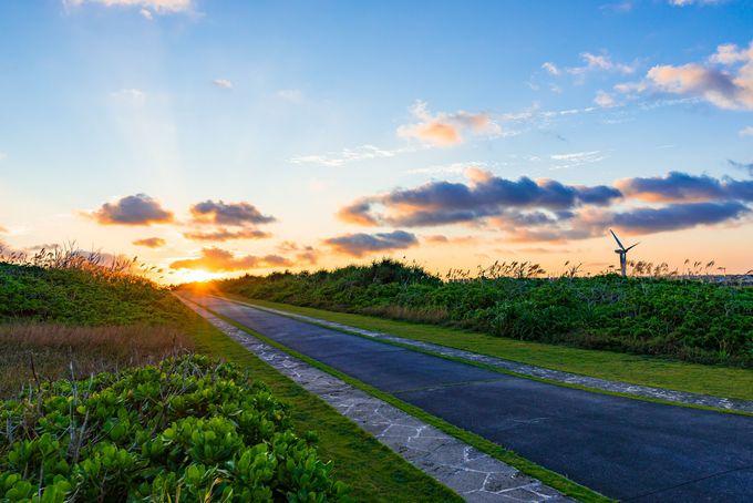 夏、冬以外の沖縄は?