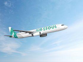 関空や成田から格安で韓国へ!韓国系LCCのエアソウルが快適でおすすめ