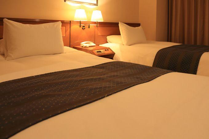 新幹線パックのホテルはどう選ぶ?
