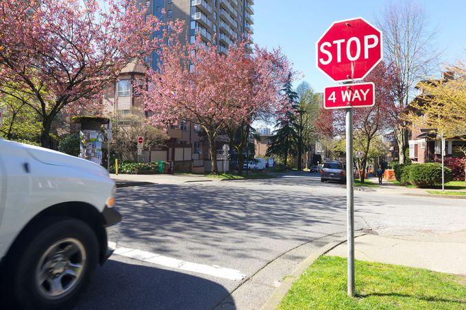 アメリカの交通ルールは日本と違う?