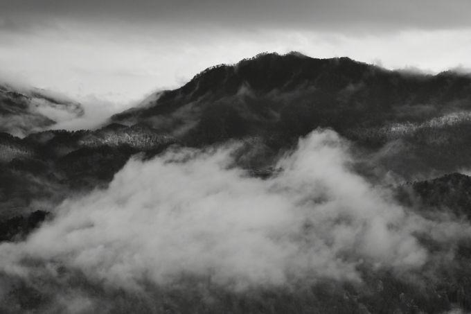 絶景「立雲峡」