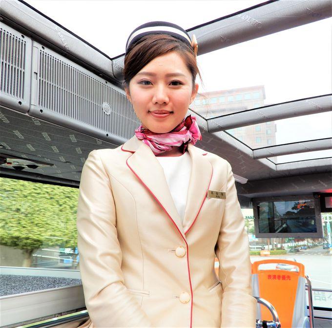 はとバス直伝の日本式おもてなし