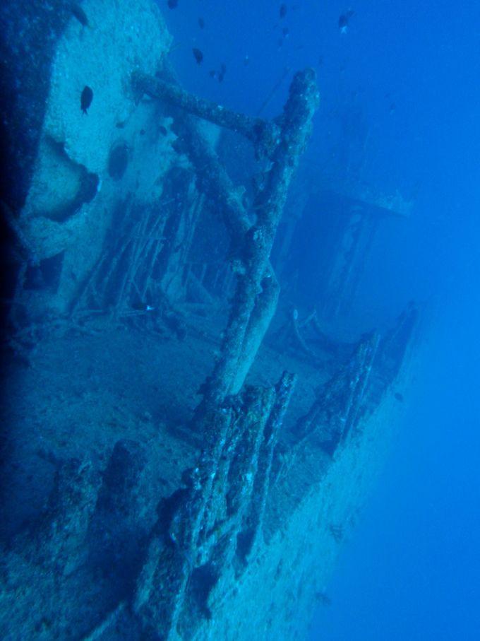 エモンズ以外もあります! 日本の沈船ポイント!