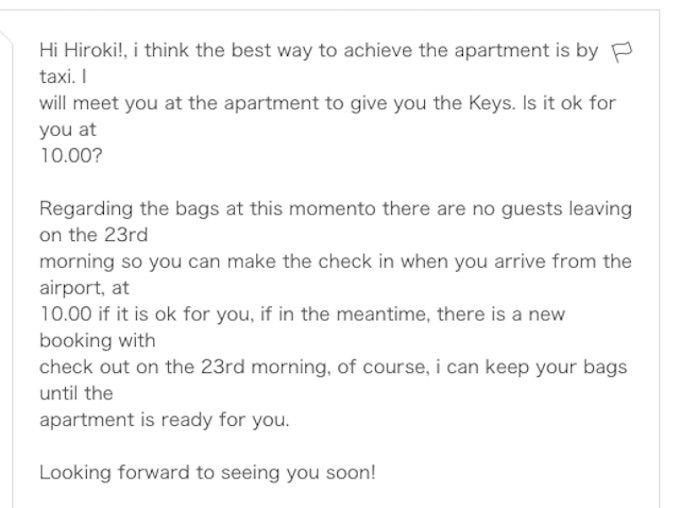 Airbnbを使う時に必要になる2つのポイント!
