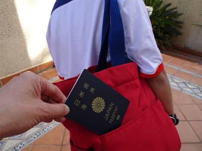 海外でパスポートの盗難、紛失にあったらどうする?