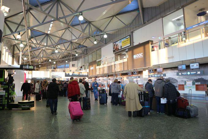 ブダペスト空の玄関口、リスト・フェレンツ国際空港