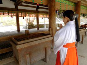 神社の参拝方法・基本六カ条!知っておきたい正しいお詣り手順とは?