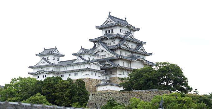 日本三名城