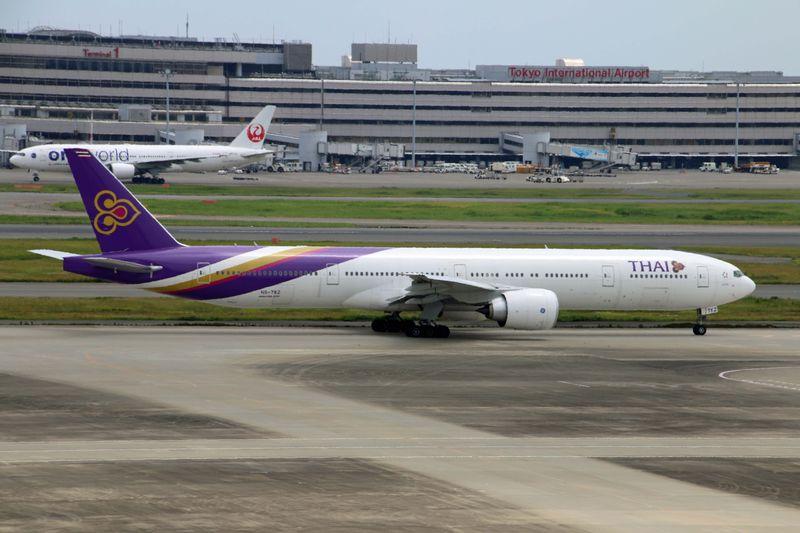 「タイ国際航空」は直行便が便利!成田・関空など6つの空港から就航