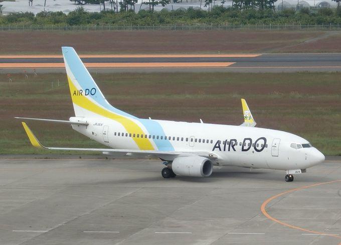北海道生まれ、北海道発着便を運航する「AIRDO」