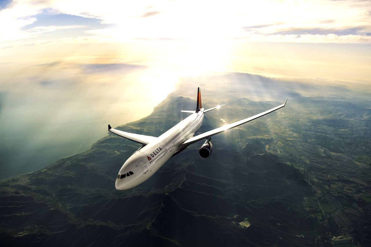 国際線から国内線もスムーズに。デルタ航空で世界各都市へ!