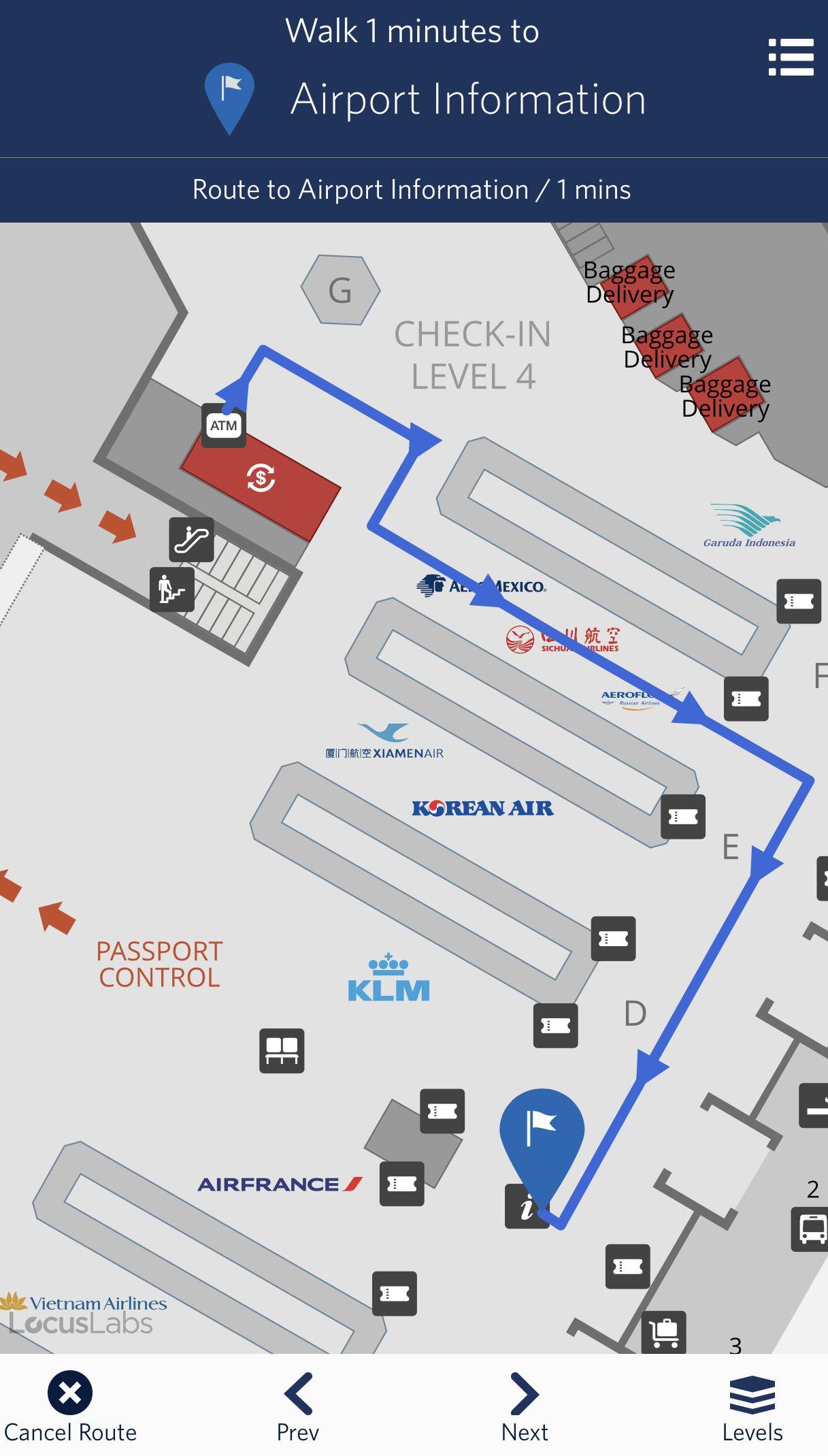 独自サービス1:モバイルアプリFly Delta