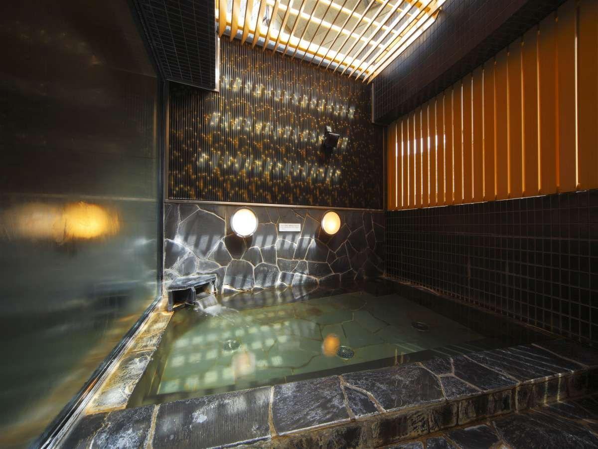 施設内設備が充実した「アパヴィラホテル 仙台駅五橋」