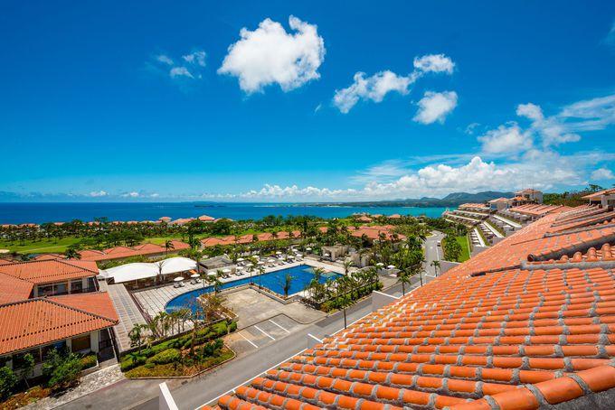 自然豊かな沖縄を感じられる「カヌチャベイホテル&ヴィラズ」