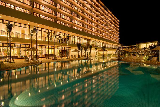 南国を彷彿とさせる雰囲気が魅力の「サザンビーチホテル&リゾート」