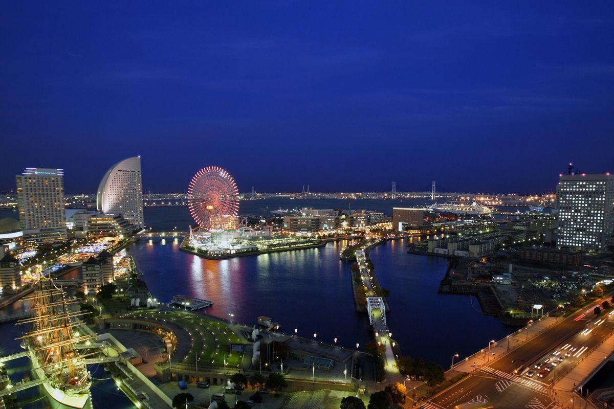みなとみらいの絶景を堪能できる「ニューオータニイン横浜」