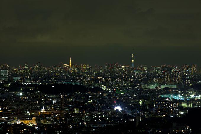 ホテルからスカイツリーが見える「新横浜プリンスホテル」