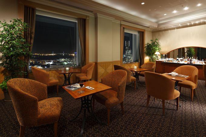 夜景と音楽を楽しめる「横浜ベイシェラトン ホテル&タワーズ」