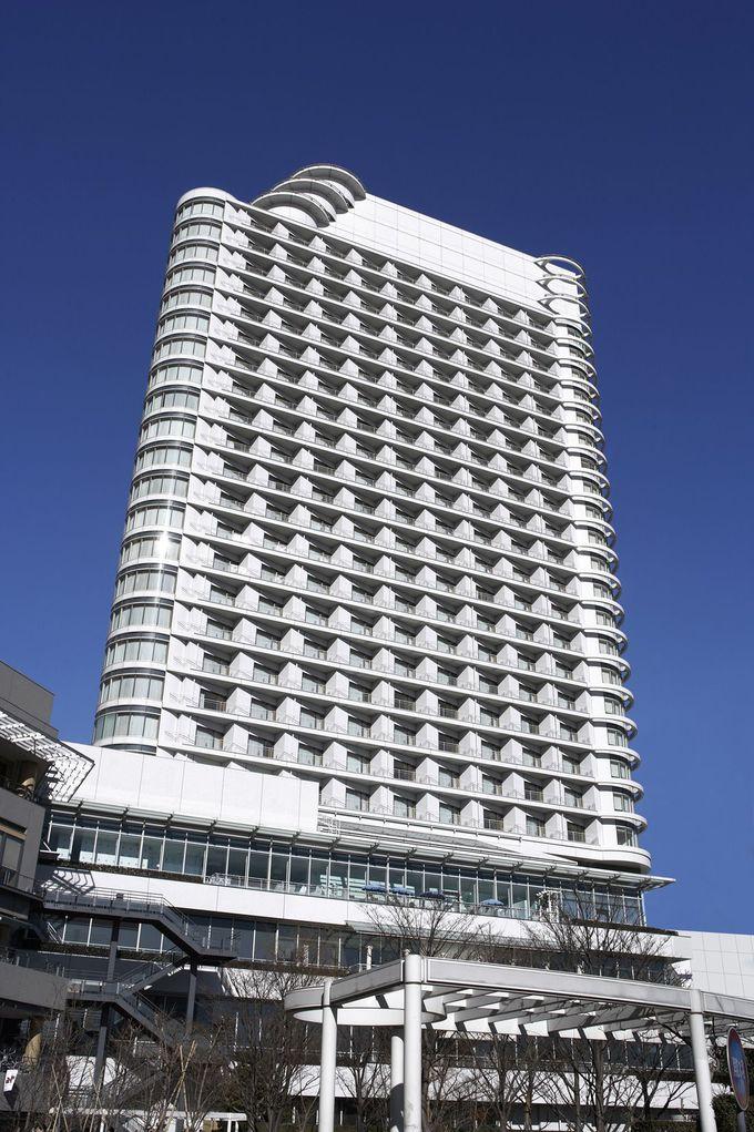 思い出の残る食事を満喫できる「横浜ベイホテル東急」