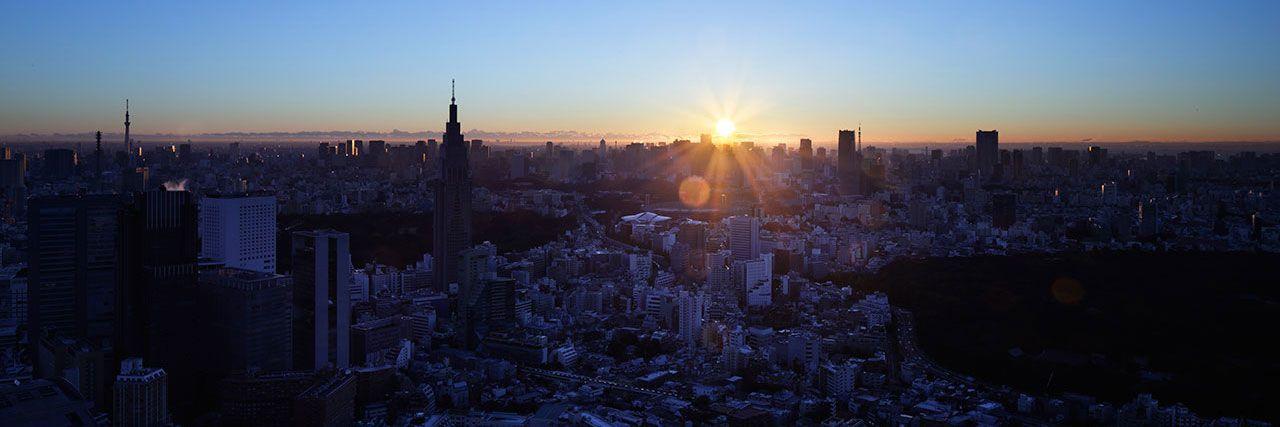 新宿駅に近い安らぎと静けさに包まれた「パーク ハイアット 東京」