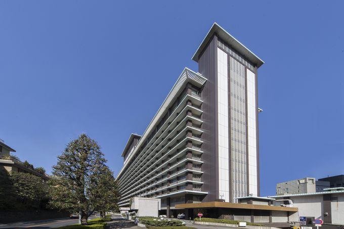 食事・お酒を満喫できる「ホテルオークラ東京」