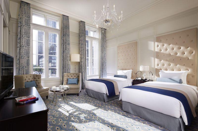 非日常的!一生に一度は泊まりたい東京の高級ホテル10選