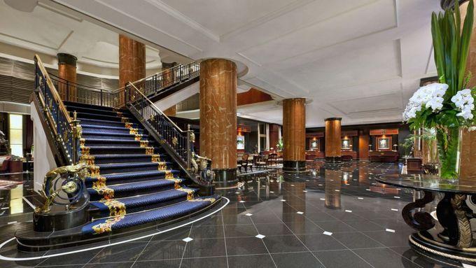 ヨーロピアンスタイルの「ウェスティンホテル東京」