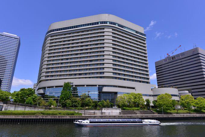 豊かな自然に囲まれた「ホテルニューオータニ大阪」