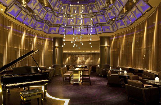 美しい眺望が広がる「スイスホテル南海大阪」