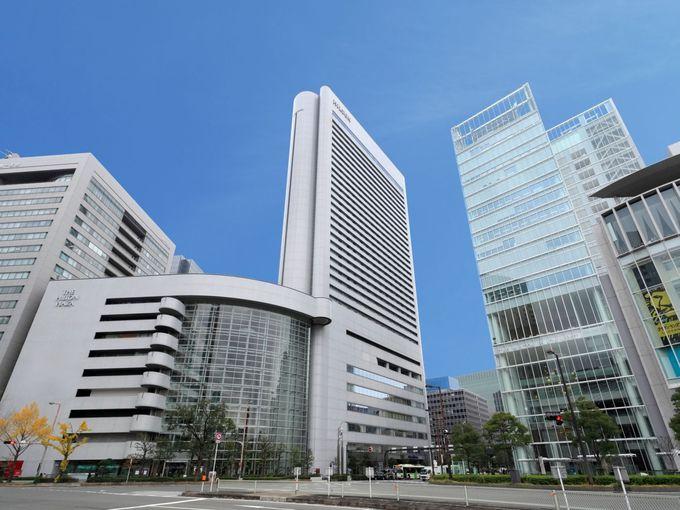 絶景を眺めて大人の時間を過ごせる「ヒルトン大阪」