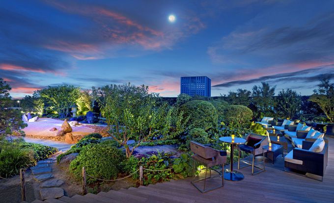 空中公園で贅沢な時間を過ごせる「セント レジス ホテル 大阪」