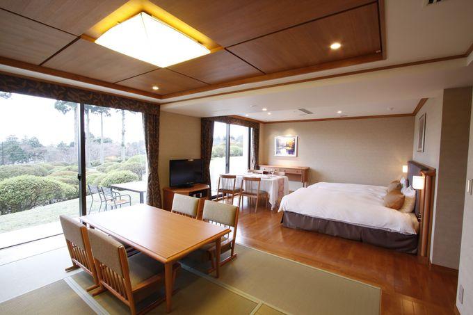芦ノ湖と富士山、箱根の絶景を楽しめる「小田急 山のホテル」
