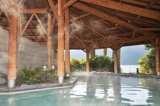 雄大な自然を眺めて贅沢なひと時を過ごせる「ザ・プリンス 箱根芦ノ湖」