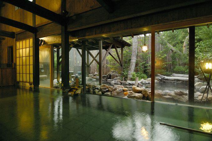 全室露天風呂付きの贅沢な時間を過ごせる「箱根強羅温泉 季の湯 雪月花」