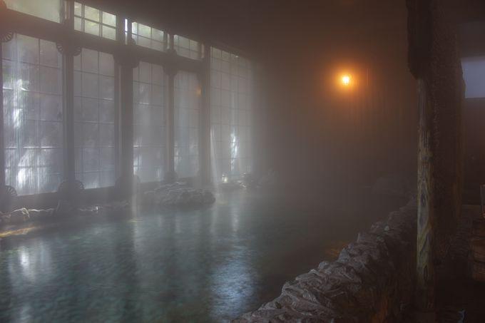 天然温泉に入りゆったりとした時間を過ごせる「二日市温泉 大丸別荘」