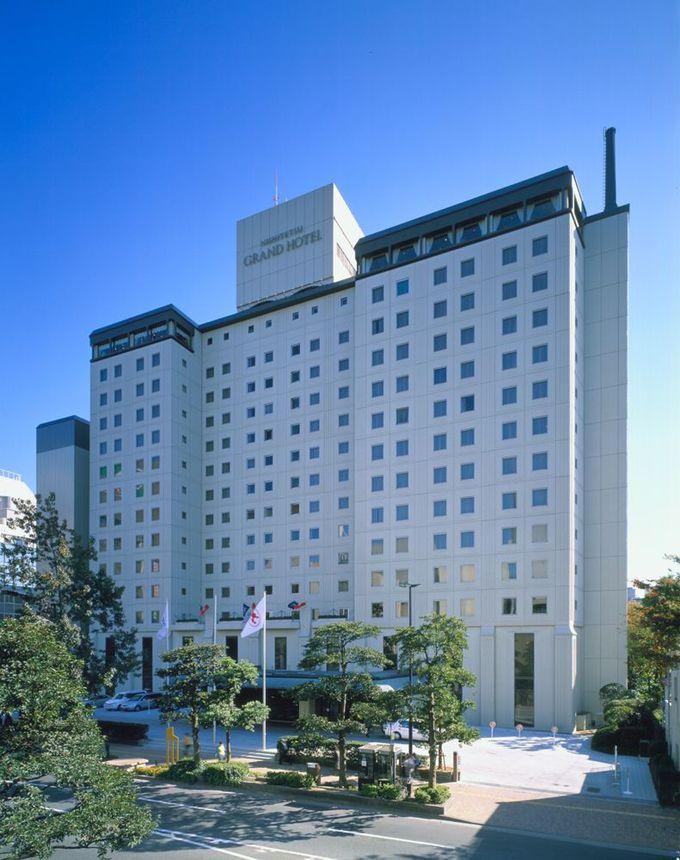 極上のステイを堪能できる「西鉄グランドホテル」