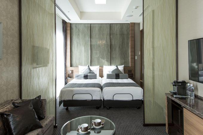 今までにない非日常的な空間が広がる「ストリングス ホテル 名古屋」