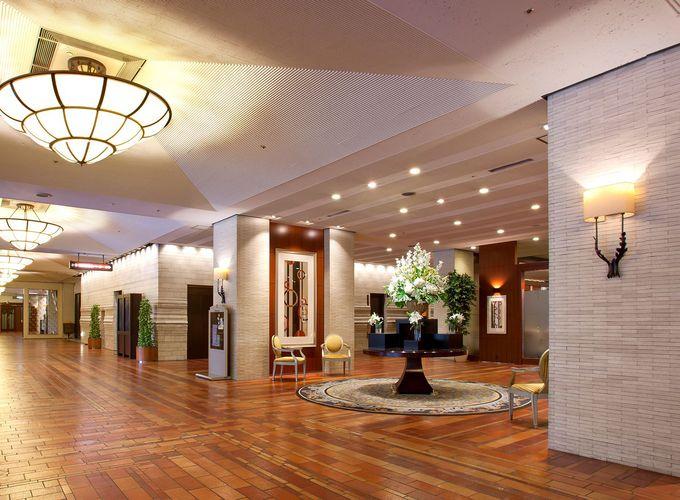 歴史と伝統が創りあげる、上質な空間「名古屋観光ホテル」