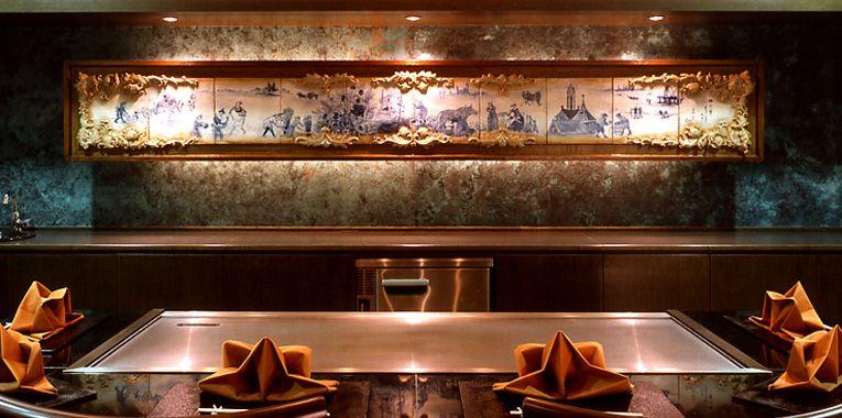 レストランでは鉄板焼きも楽しめる!「名古屋 東急ホテル」