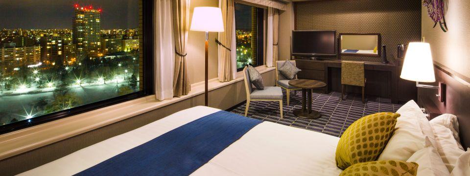 食と景観を楽しめる「プレミアホテル 中島公園 札幌」