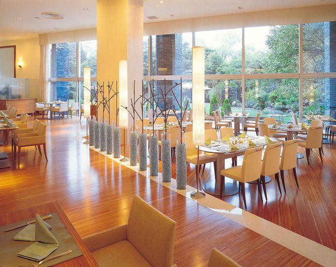 バラエティ豊かな食事を堪能できる「札幌パークホテル」
