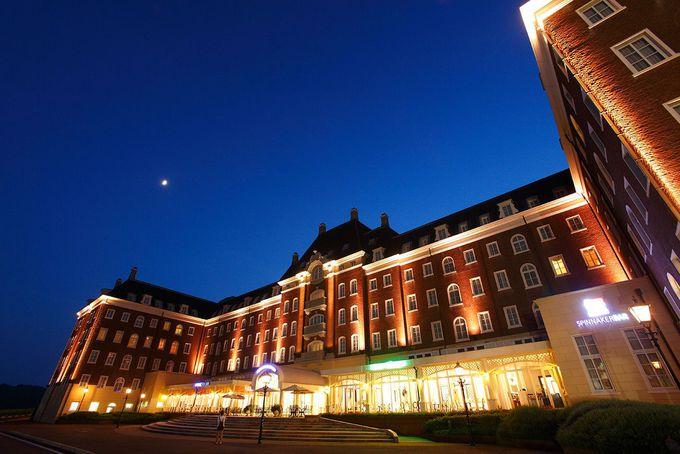 ヨーロピアンな雰囲気を感じながら夜景を眺められる「ウォーターマークホテル長崎・ハウステンボス」
