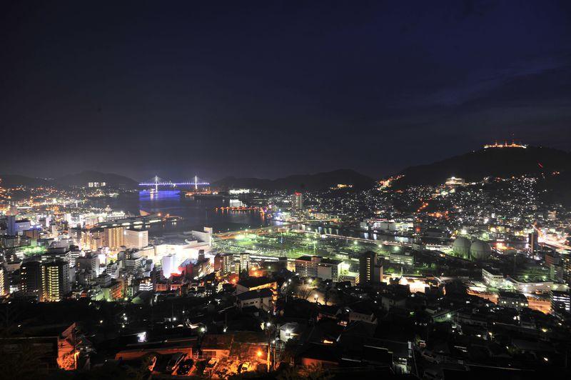 イルミネーションも眺められる!夜景を楽しめる長崎のホテル10選