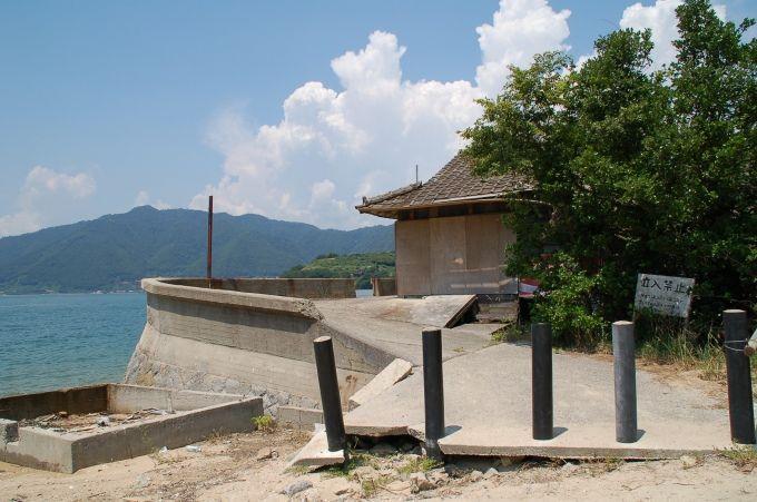 『男たちの大和/YAMATO』ロケ地!「岩子島 厳島神社」