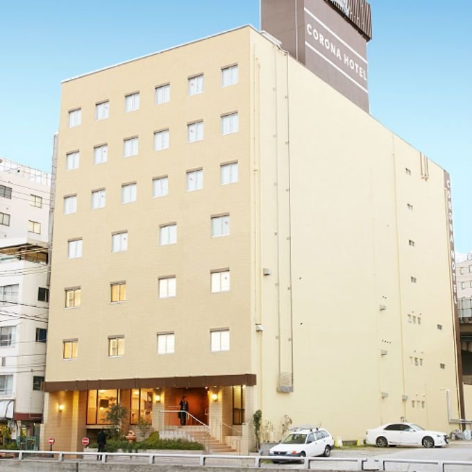 4.大阪コロナホテル